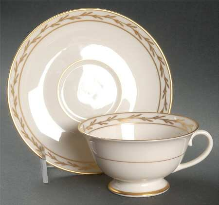 Franciscan Beverly Cup and Saucer