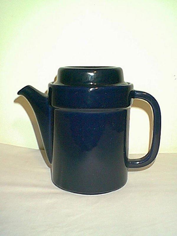 Pfalzgraff Dark Blue Teapot