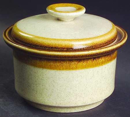 Mikasa Stone Manor Sugar Bowl