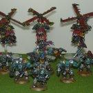Warhammer 40k Ork Space Orks o da Checkard Pantz