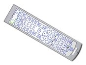 Thomson ROC 6505 European 6 Device Universal Remote, NEW Out of Box, Silver