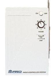 X10 Pro PAT01 Powerline Transciever Module, 120VAC 60Hz, 6 Watts, White