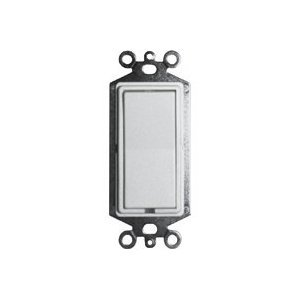 X10 RWS19 Decorator Style Companion Switch for 3-Way and 4-Way Applications