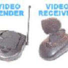 X10 VK54A Video Sender Audio / Video Extender System VT32A + VR30A