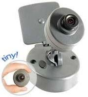 X10 XX16A-C XCam2 InstantOn Anywhere Surveillance Camera 2.4GHz
