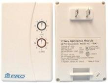X10 Pro PAM21 or AM14A Two-Way Appliance Modules with Status Request