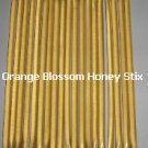 5pk Orange Blossom Honey Stix. Item # STX-ORG-5