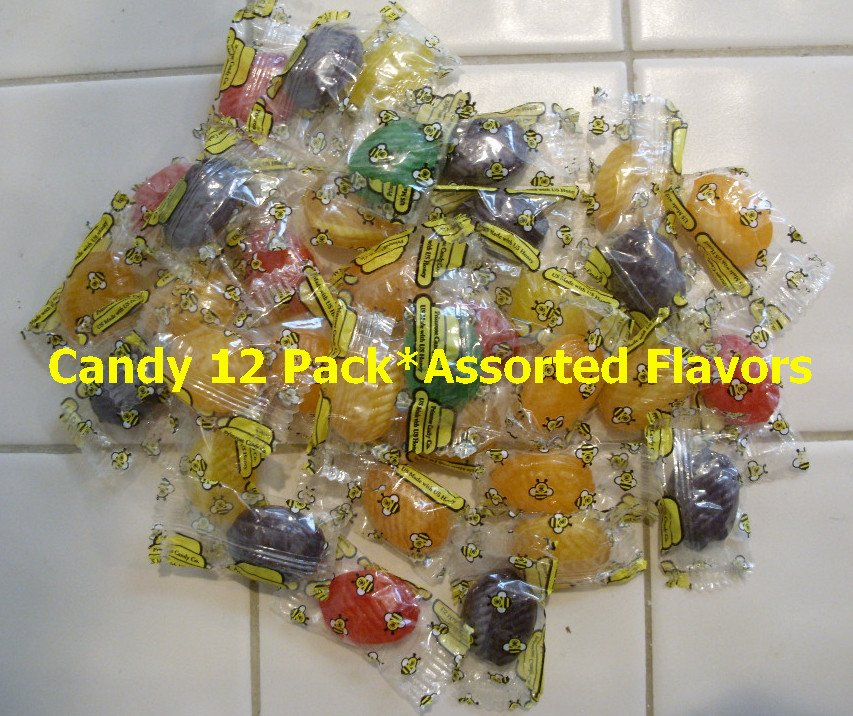 SAVE 25% - Honey Candy 12pk. Item # CDY-12