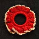 Handmade Crocheted Christmas Ornament