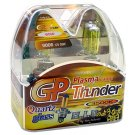 9006  HB4 Golden Yellow 3500K GP Thunder Xenon Driving Light Bulbs