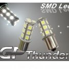 GP Thunder Pair 1156 1073 1141 7506 White SMD LED Turn Signal/Tail Light Bulbs