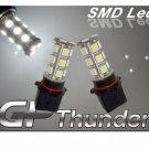 GP Thunder P13W LED SMD White Bulb for Chevy Camaro RS SS Fog lights DRL