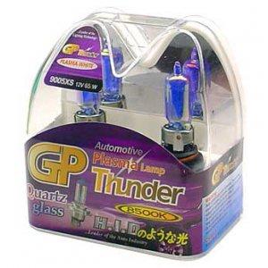 9005XS Plasma White GP Thunder 8500k 65W Standard Wattage Head Fog High Light Bulbs
