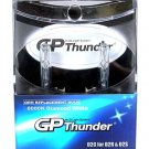 GP Thunder D2C D2R/D2S 8000K Diamond-White HeadLight Bulbs Acura Benz BMW Nissan Toyata