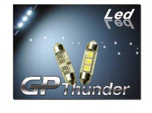 GP Thunder No Error 1036 6418 6423 Canbus SMD 5050 LED Festoon Light Bulbs White