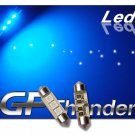 GP Thunder No Error 1036 6418 6423 Canbus SMD 5050 LED Festoon Light Bulbs Blue