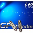 GP Thunder No Error 1039 6418 6423 Blue Canbus SMD 5050 LED Festoon Light Bulbs