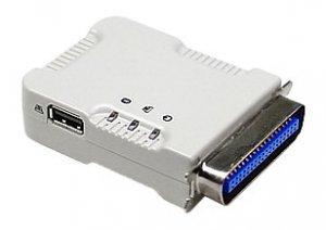 iPremiertek BlueTooth Printer Wireless USB+ Parallel Combo Adapter 330 ft Range Class I (100 Meters)