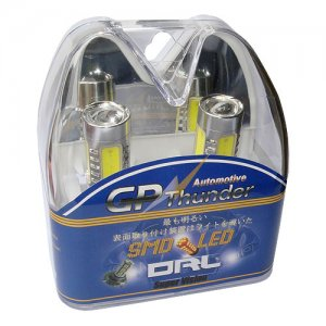 GP Thunder H11 Cree LED + High Power For Fog/Day Time Runing White Light bulbs