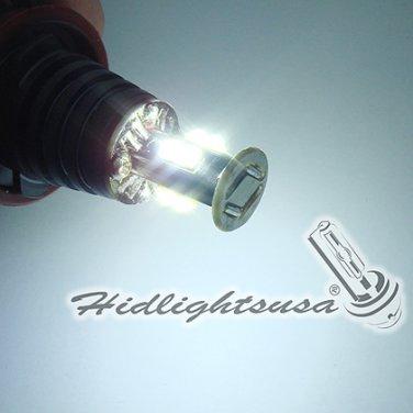 GP-Xtreme H8 Cree LED 64W Angel Eye Halo Ring Bulbs BMW E60 E61 E92 E93 E71 X5     GP-H8-Cree-64W-V