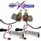 GP Xtreme H8 Cree LED 120W V8 Angel Eye Halo Ring Bulb BMW E60 E61 E92 E93 E71 E70 E91 M3