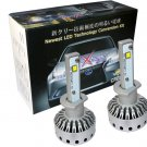 GP Xtreme H1 8000LM Lumen LED CREE XHP50 Kit Super White Headlamp Fog Light