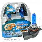 GP Thunder 7500K 9012 9012LL HIR2 PX22d 55W Super White Xenon Quartz Headlamp Light Bulbs