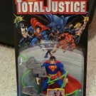 DC SUPERHEROES TOTAL JUSTICE SUPERMAN ACTION FIGURE 1996 KENNER HASBRO