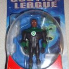JUSTICE LEAGUE GREEN LANTERN ACTION FIGURE 1ST RELEASE 2002 MATTEL