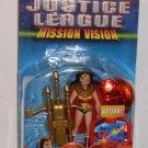JUSTICE LEAGUE MISSION VISION WONDER WOMAN ACTION FIGURE 2003 MATTEL