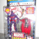 MARVEL LEGENDS LEGENDARY RIDERS SERIES 11 WONDER MAN IONIC PURPLE VARIANT ACTION FIGURE 2005 TOYBIZ