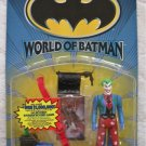 BATMAN WALMART EXCLUSIVE WORLD OF BATMAN PLASMA GLOW JOKER ACTION FIGURE 1999 HASBRO