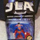 JLA JUSTICE LEAGUE OF AMERICA SUPERMAN ACTION FIGURE 1998 HASBRO