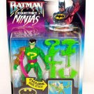 BATMAN KNIGHT FORCE NINJAS TORNADO BLADE RIDDLER ACTION FIGURE 1998 KENNER HASBRO