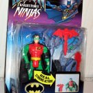 BATMAN KNIGHT FORCE NINJAS SIDE STRIKE ROBIN ACTION FIGURE 1998 KENNER HASBRO