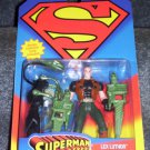 SUPERMAN MAN OF STEEL LEX LUTHOR ACTION FIGURE 1995 KENNER HASBRO