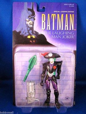 LEGENDS OF BATMAN SPECIAL WARNER BROS EDITION LAUGHING MAN JOKER ACTION FIGURE 1997 KENNER HASBRO