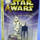 STAR WARS SAGA A NEW HOPE ANH DEATH STAR CHASE STORMTROOPER ACTION FIGURE