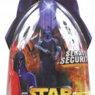 STAR WARS REVENGE OF THE SITH ROTS ROYAL GUARD BLUE SENATE SECURITY #23