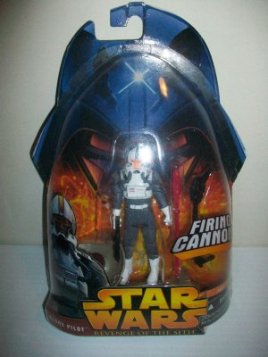 STAR WARS REVENGE OF THE SITH ROTS CLONE PILOT #34