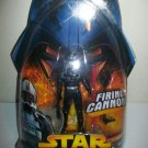 STAR WARS REVENGE OF THE SITH ROTS CLONE PILOT BLACK VARIANT #34
