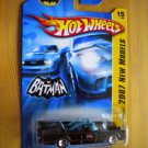 HOT WHEELS 2007 NEW MODELS BATMOBILE FROM 1966 TV SERIES 15 OF 36