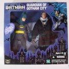 BATMAN DC SUPERHEROES GUARDIAN OF GOTHAM CITY 9 INCH ACTION FIGURE 2000 HASBRO MEGO