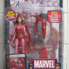 MARVEL LEGENDS LEGENDARY RIDERS SERIES WAVE 11 SCARLET WITCH ACTION FIGURE 2005 TOYBIZ