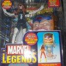MARVEL LEGENDS M.O.D.O.K. SERIES WAVE 15 SPIDERWOMAN VARIANT ACTION FIGURE 2006 MODOK TOYBIZ