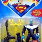 SUPERMAN ANIMATED BRAINIAC ACTION FIGURE 1996 KENNER HASBRO