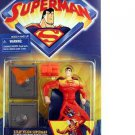 SUPERMAN ANIMATED X-RAY VISION SUPERMAN ACTION FIGURE 1998 KENNER HASBRO