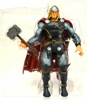 MARVEL LEGENDS TERRAX SERIES WAVE 1 LOOSE THOR ACTION FIGURE ONLY 2012 HASBRO