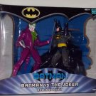 HASBRO 2002 DC SUPERHEROES ENDLESS DUEL 2 PACK FEATURING BATMAN AND THE JOKER