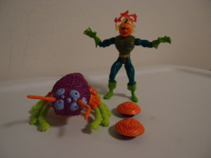 SPIDERMAN LOOSE SNEAK ATTACK BUG BUSTERS JACK O'LANTERN ACTION FIGURE 1998 TOYBIZ